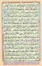 Online Colored Quran Juz 01 Page 07