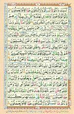 Online Colored Quran Juz 01 Page 20