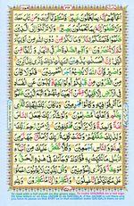 Online Colored Quran Juz 12 Page 212