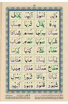 read noorani qaida orignal page 16