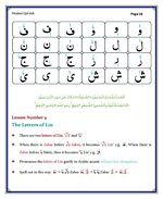 read Noorani Qaida Madni English page 16
