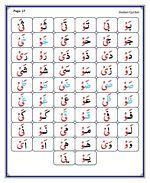 read Noorani Qaida Madni English page 17