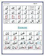 read Noorani Qaida Madni English page 22