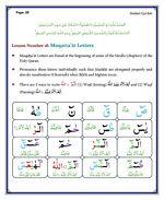 read Noorani Qaida Madni English page 39