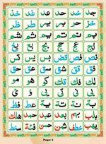 read Noorani Qaida Madni Urdu page 04