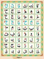 read Noorani Qaida Madni Urdu page 10