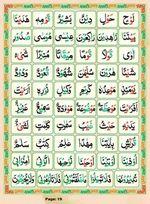read Noorani Qaida Madni Urdu page 18