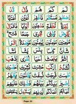 read Noorani Qaida Madni Urdu page 21