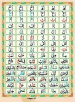 read Noorani Qaida Madni Urdu page 26