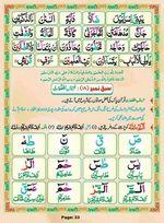read Noorani Qaida Madni Urdu page 32
