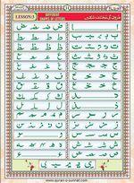read Noorani Qaida Version Six page 11