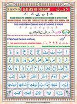 read Noorani Qaida Version Six page 23