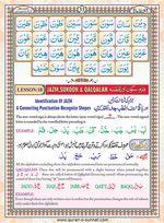 read Noorani Qaida Version Six page 32