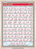 read Noorani Qaida Version Six page 34
