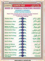 read Noorani Qaida Version Six page 45
