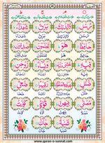 read Noorani Qaida Version Six page 46