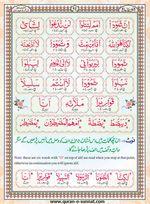 read Noorani Qaida Version Six page 49