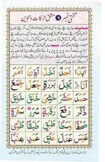 read noorani qaida version three page 10