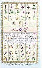 read noorani qaida version three page 12