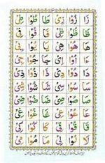 read noorani qaida version three page 13