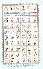 read noorani qaida version three page 15