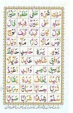 read noorani qaida version three page 17