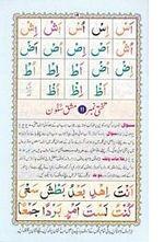 read noorani qaida version three page 20